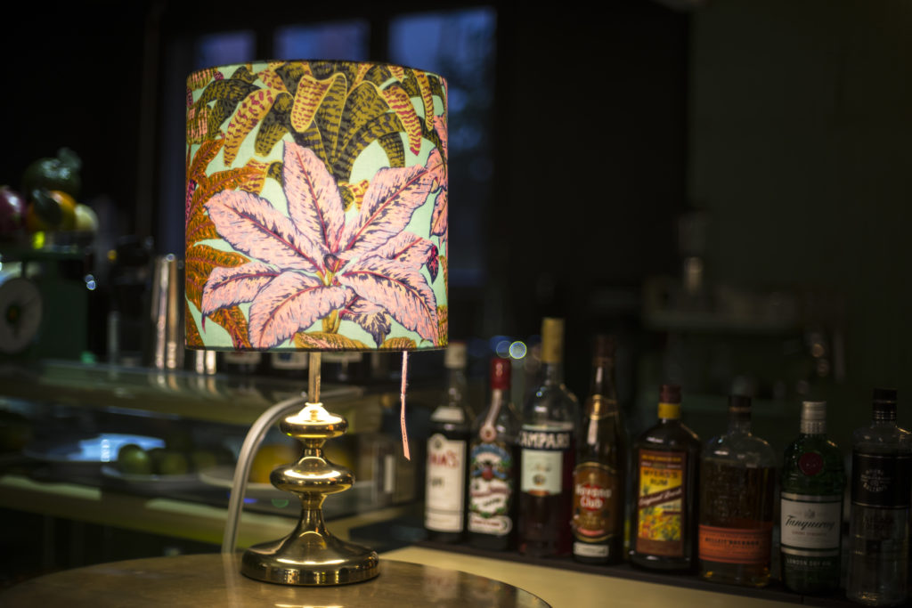 Tischlampe Jungle